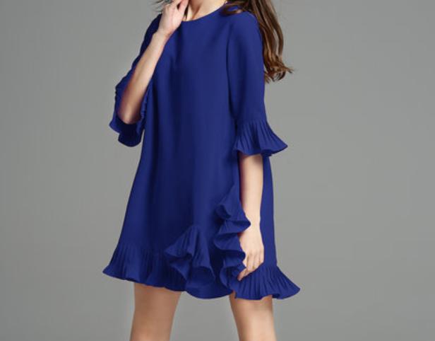 https://www.stylewe.com/product/blue-flounce-crew-neck-cotton-blend-frill-sleeve-mini-dress-96973.html?utm_source=lookbook.com&utm_medium=social&utm_term=ID&utm_content=sarahgvb&utm_campaign=blair