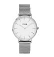 http://clusewatches.com/fr/model/cluse-laboheme-mesh-white-CL18105