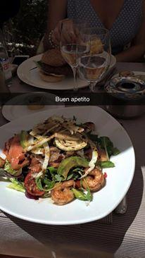 restaurant de la plage C